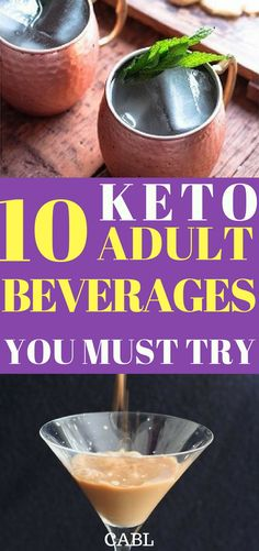 These keto cocktails are amazing! I can't wait to try them! So pinning! #keto #ketogenic #lowcarb