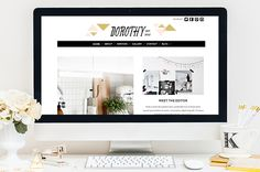 Dorothy WordPress Theme