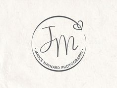 Photography logo  digital download  premade by PhotographyLogos                                                                                                                                                                                 More