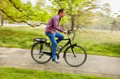 E-bike All-rounder with solid quality and good handling characteristics