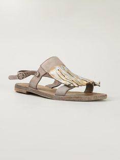 Officine Creative 'serifos' Sandals - Di Pierro - Farfetch.com
