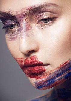 Photographer: Vasilis Topouslidismodel : Kristina Butkovahair-makeup: Stefi Bazavan