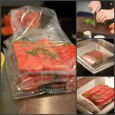 Sous-vide cooking class with Hubertus Tzschirner - Quick and Easy Recipes Chef Recipes, Meat Recipes, Cooking Recipes, Sous Vide Ribeye, Urban Kitchen, Sous Vide Cooking, How To Grill Steak, Cooking Classes, Fresh Rolls