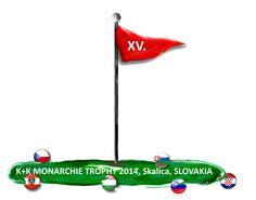 K+K Monarchie Trophy , Skalica, Slovakia 2014, Golf Polo T-shirt designet by www.birdiecountry.com Golf Trophies, Polo T Shirts, Outdoor Decor, Polo Shirts