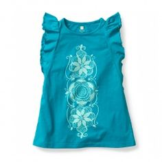Mandala Graphic Dress | Tea Collection