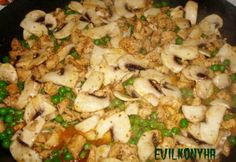21 gyors csirkerecept 30 perc alatt | NOSALTY Fried Rice, Pasta Salad, Risotto, Potato Salad, Cauliflower, Food And Drink, Mint, Favorite Recipes, Lunch
