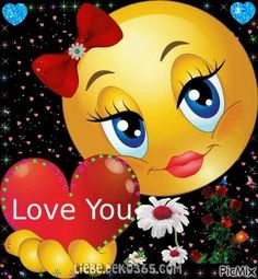 ads ads I love you gif All gif playback time of shares varies according to your internet speed. I Love You Pictures, Beautiful Love Pictures, Cute Love Images, Cute Love Gif, I Love You Gifs, Images Emoji, Emoji Pictures, Animated Emoticons, Funny Emoticons