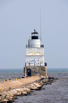 Manitowoc Breakwater Lighthouse, Wisconsin