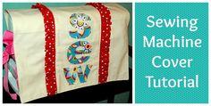 Mis costurikas y más: Fundas y covertores para máquinas de coser
