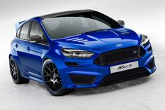 2016 Ford Focus RS USA And Spy Shots - http://carsreleasedate2015.com/2016-ford-focus-rs-usa-spy-shots/