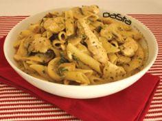 Chicken pesto pasta - Recipes with chicken | Australian Natural Health Magazine