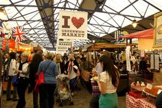 14 Amazing Street Food Markets You Have To Visit In London! (2)