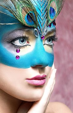 Maquillaje #carnaval