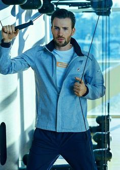 Chris Evans || FILA 2016