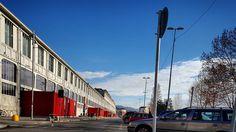 #Torino #Turin #Spina3 #seemycity #igerstorino #blue #sky #clouds #nofilter