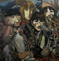 The Beatles, John Byrne