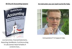Bookkeeping for churches-