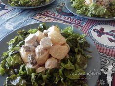 Las Recetas de Malena: Ensalada de patata alemana. Kartoffelsalat