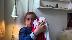 Peter 6 år - Boldklubben Skjold, via YouTube. -