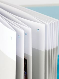 double folded pages