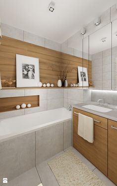 """Aranżacje wnętrz - Łazienka: Mieszkanie 64 m2 z """"loftowym"""" akcentem. - Łazienka, styl nowoczesny - 4ma projekt. Przeglądaj, dodawaj i zapisuj najlepsze zdjęcia, pomysły i inspiracje designerskie. W bazie mamy już prawie milion fotografii!"""