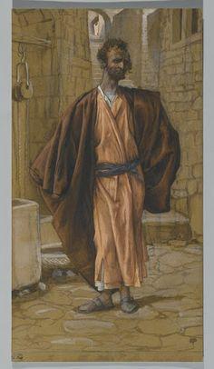 Giuda Iscariota, James Tissot, Francia, 1836-1902, Brooklyn Museum,