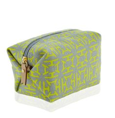 Rapeseed Yellow Baby Riviera...cutest makeup bag!!!