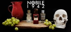 Nobile 1942. Italian fragrance available at Roullier White, East Dulwich or you can buy online. We stock a whole range of rare perfumes and fragrances.