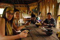 Cabanas Canelos Ecuador
