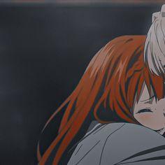 #matchingicon #matchingicons #animeicon #animeicons #iconsanime #iconanime #violetevergarden  Cute Anime Profile Pictures, Matching Profile Pictures, Bff Pictures, Couples Anime, Anime Couples Drawings, Japanese Aesthetic, Aesthetic Anime, Matching Icons, Matching Pfp