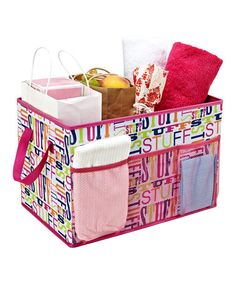 Take a look at this Infinity Foldable Trunk Organizer by The MacBeth Collection on #zulily today!