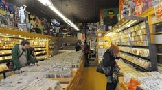 Sound Cat Records (formerly Paul's CDs) in Pittsburgh.