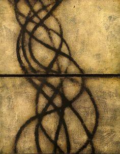 "Luisa Sartori : Artwork : go to ""Wall Books"" images"