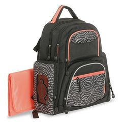 Carter's Sport Back Pack Diaper Bag, Grey/Peach Carter's https://www.amazon.com/dp/B00ZC1DWIO/ref=cm_sw_r_pi_dp_P2sDxbT4DHS9E