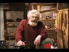 Open Bowls with David Ellsworth (woodturning DVD preview)