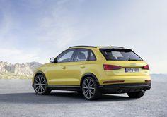 Geslaagder dan ooit: Audi voorziet Q3 opnieuw van een facelift