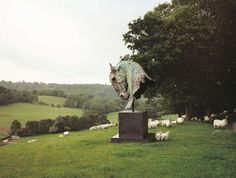 horse by Nic Fiddian-Green