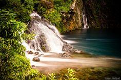 Falls / Cascade île de la Réunion #falls #cascade #lareunion