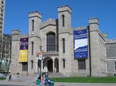 Wadsworth Atheneum - Hartford, CT  http://www.thewadsworth.org/
