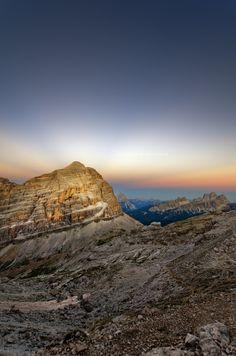 In a moment become night by Giorgio Dalvit, via 500px