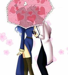 Gruvia OTP Fairy Tail Juvia, Fairy Tail Gray, Fairy Tail Ships, Juvia And Gray, Rave Master, Fairy Tail Couples, Gruvia, Manga, Anime Shows