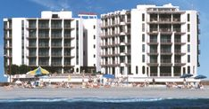 The Bal Harbour Oceanfront Hotels - Wildwood Crest NJ