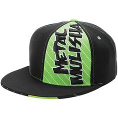 afd5a63037d (Limited Supply) Click Image Above  Metal Mulisha Youth Under Ranked Flex  Hat -