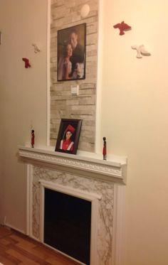 SİYAH DANTEL / BLACK LACE: Her eve bir şömine.../ A Fireplace For Every House...