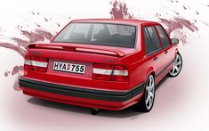 Volvo 940 23 Turbo