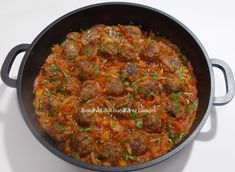 Tocanita de ceapa si chiftele Food And Drink, Ethnic Recipes, Romanian Food, Ground Meat