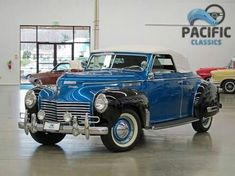 1940 Chrysler Windsor convertible