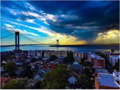 Verrazano Bridge #Brooklyn, #NY https://www.facebook.com/idealpropertiesgroup/photos/a.437113292977802.94994.113361655352969/1223358434353280/?type=3