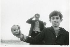 Pablo and Doll, New Jersey, 1961, Robert Frank