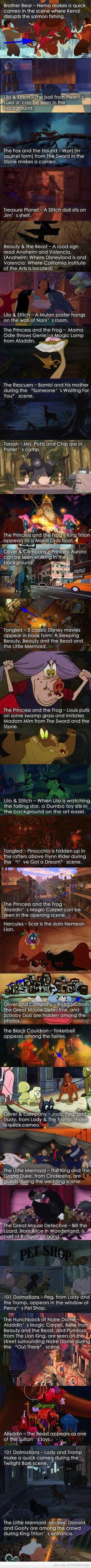 Disney Movies Hidden Gems